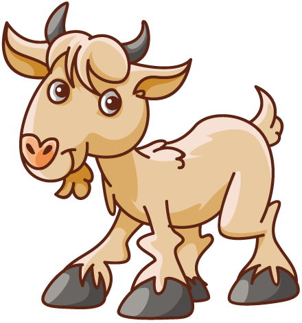 Download Chic Ideas Sheep Clipart Cartoon Goat Transparent Background Png Image With No Background Pngkey Com