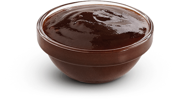 Bbq Cook Diary Sauces - Cup Of Bbq Sauce (700x322), Png Download