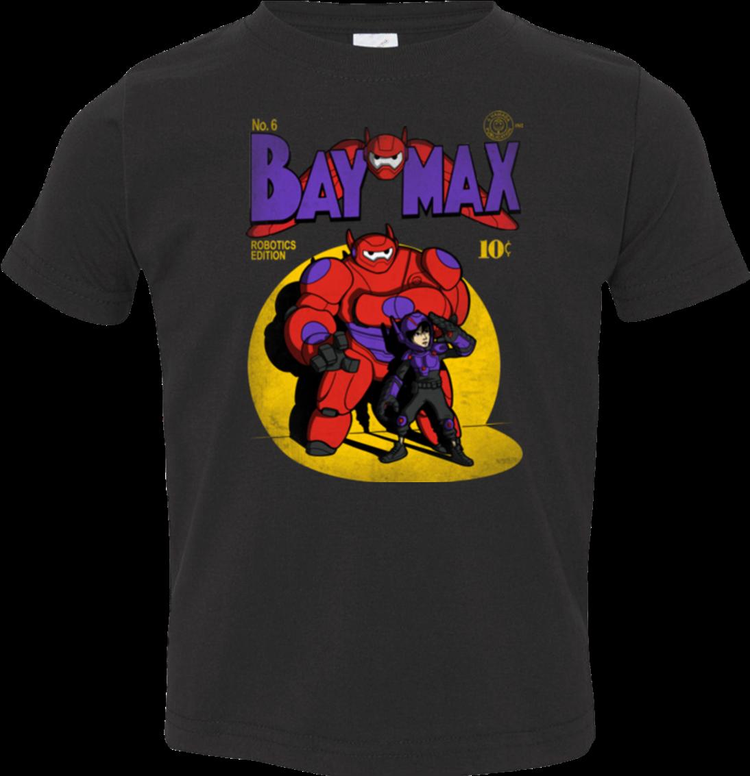 Baymax Transparent T Shirt - T-shirt (1155x1155), Png Download
