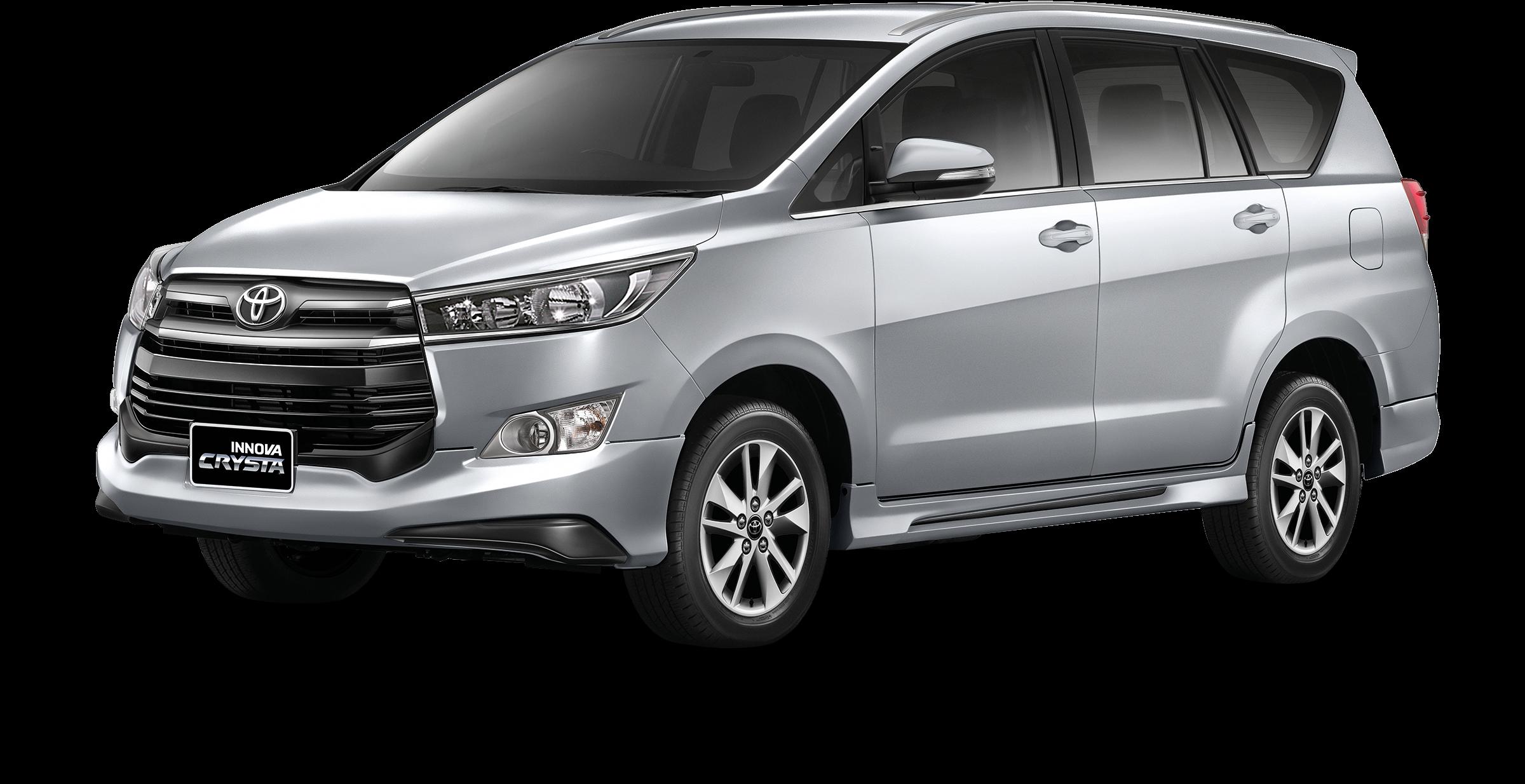 Toyota, Car, Toyota Innova Crysta, Motor Vehicle Png - Innova Crysta G Plus (2399x1333), Png Download