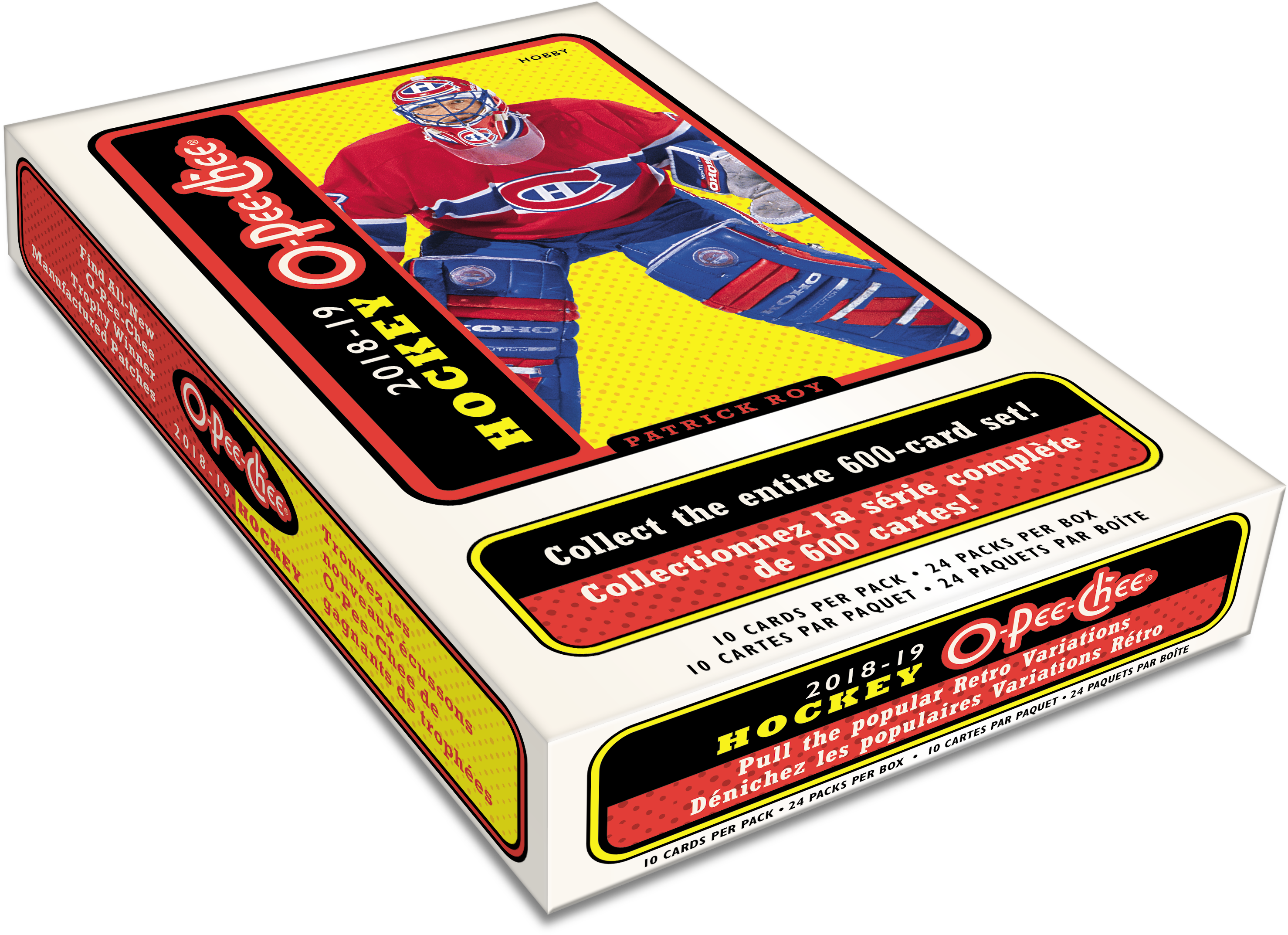 Prev - 2018 19 O Pee Chee Hobby Box (3184x2344), Png Download