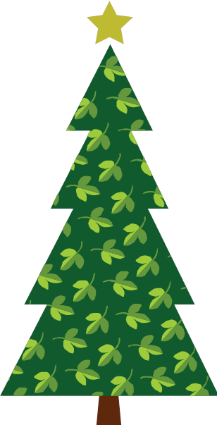 Christmas Tree Clean Up-every Year After New Years - Christmas (308x603), Png Download