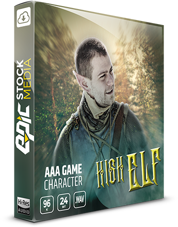 Download Aaa Game Character Elf Voice Sound Effects Box - Trip Hop