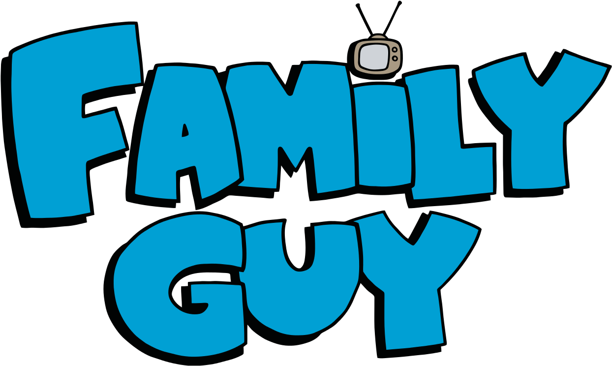 I Give You The Family Guy Episode Recap Of Hot Pocket - Family Guy Logo Png (1280x764), Png Download