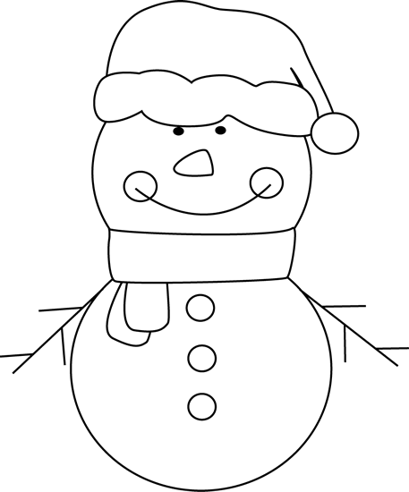 Download Snowman Black And White Black And White Christmas Snowman Cute Snowman Clipart Black And White Png Image With No Background Pngkey Com