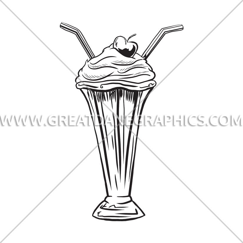 Download Valentine Milkshake Milkshake Line Drawing Png Image With No Background Pngkey Com