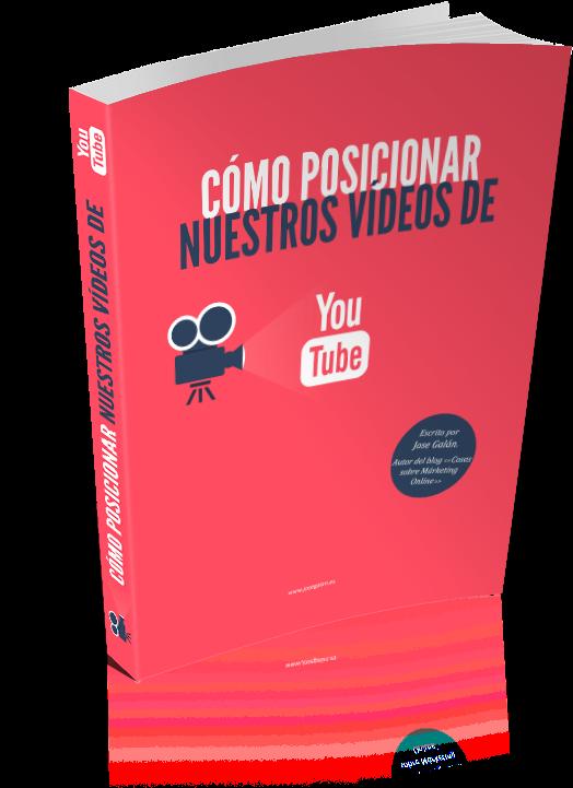 Ebook Gratuito, Cómo Posicionar Nuestros Videos De - Email Marketing (684x792), Png Download