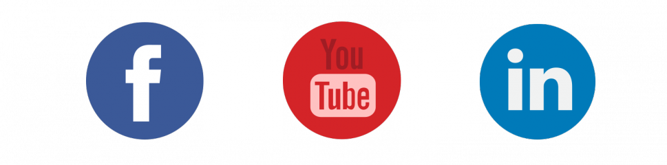 Marketing Y Publicidad En Redes Sociales - Youtube Logo Black (969x240), Png Download