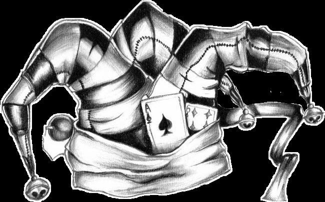 Joker Ha Ha Ha Tattoo Transparent Best Tattoo Ideas