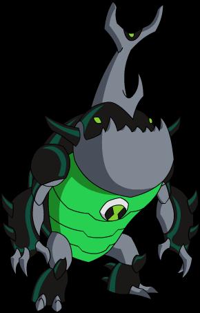 Download Xenomorph Clipart Ben - Ben 10 Omniverse Alien