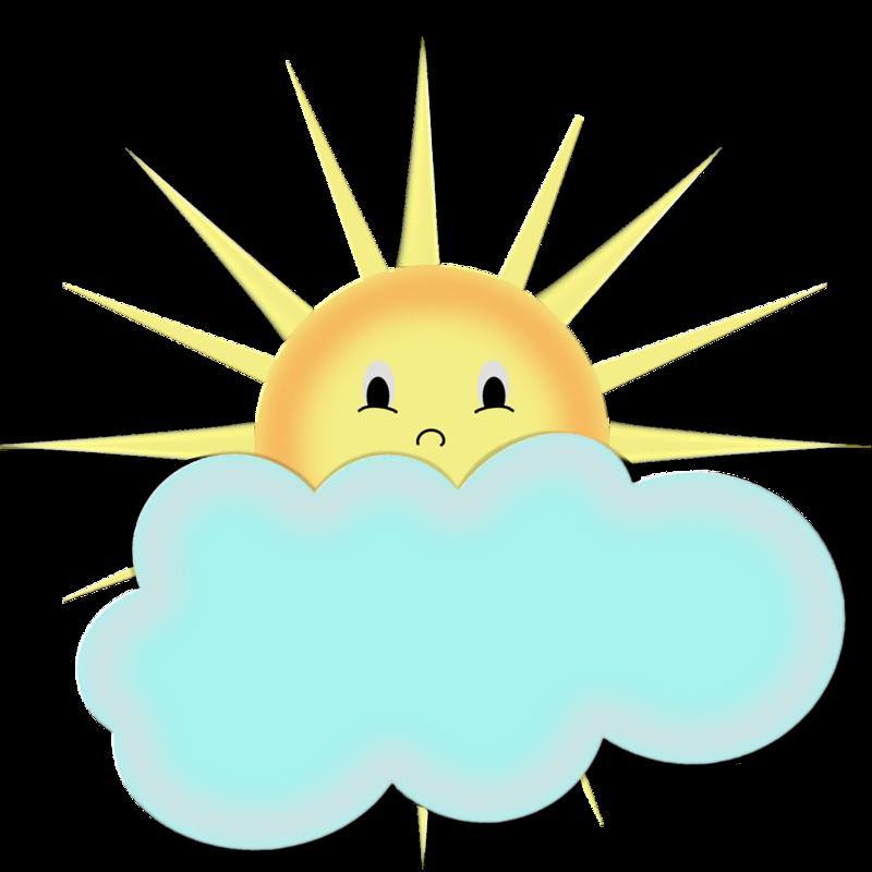 Картинки тучки и солнца