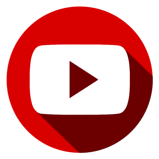 Download Youtube Logo Youtube Play Icon Circle Png Image