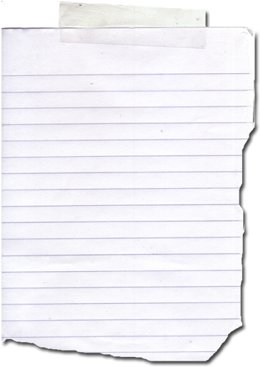 Download Note Paper Png - Note Paper Image Transparent PNG ...