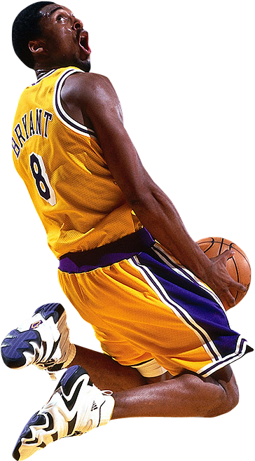 1 Introduction - Kobe Bryant (480x724), Png Download
