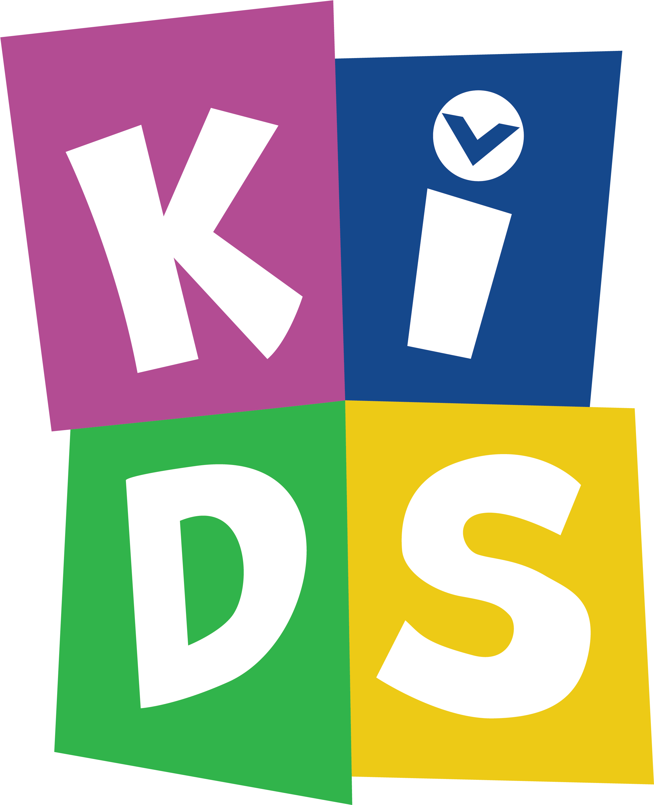 Kids Ministry - Kids Church Victory (2550x3300), Png Download
