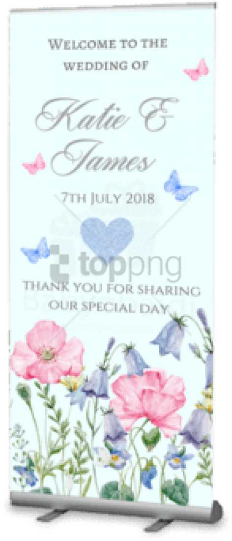 Download Wedding Welcome Banner Wedding Welcome Banner Design Png Image With No Background Pngkey Com