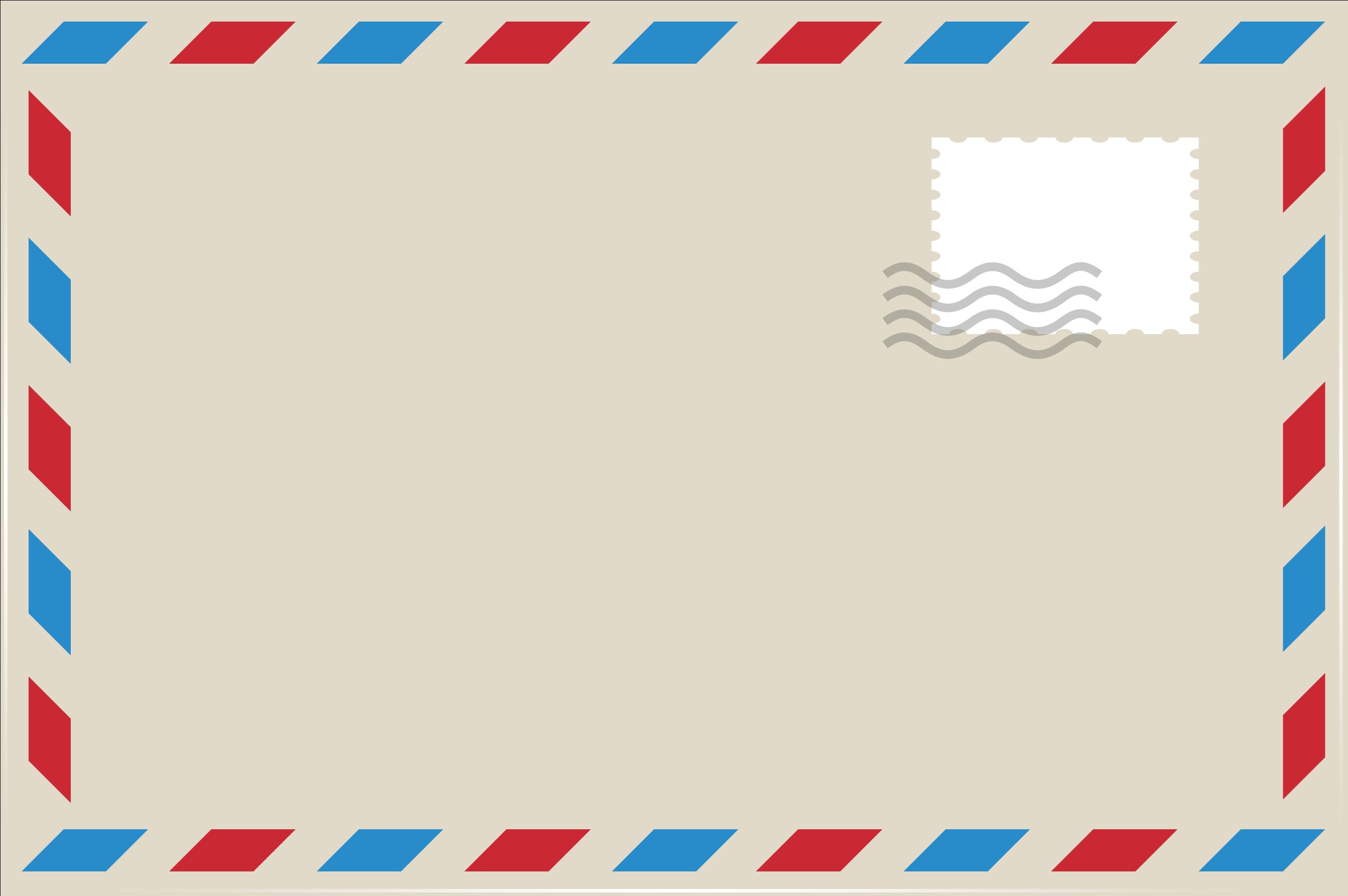 Envelope Paper Postage Stamp - Quality Park R1600 Moisture-resistant Envelopes (3454x2665), Png Download