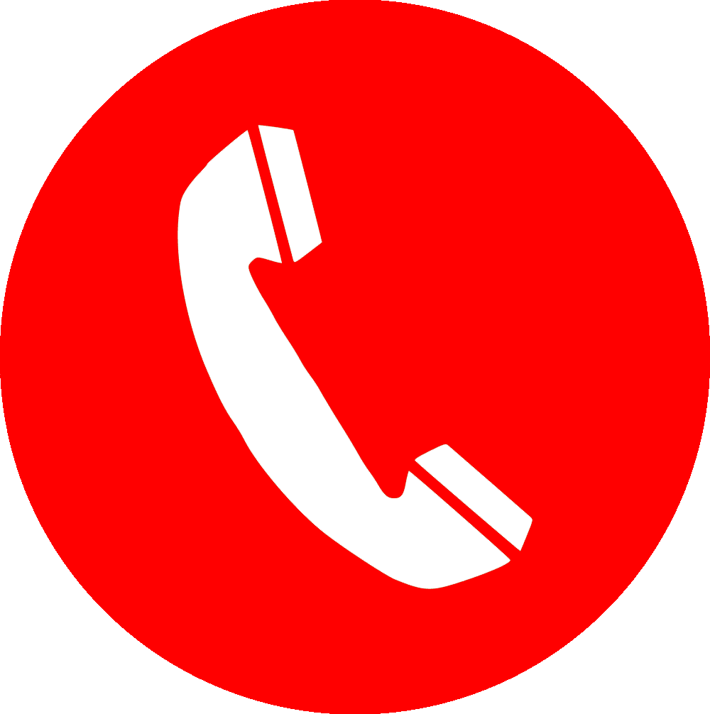 Red Phone Icon Png - Call Red Icon Png - Free Transparent ...