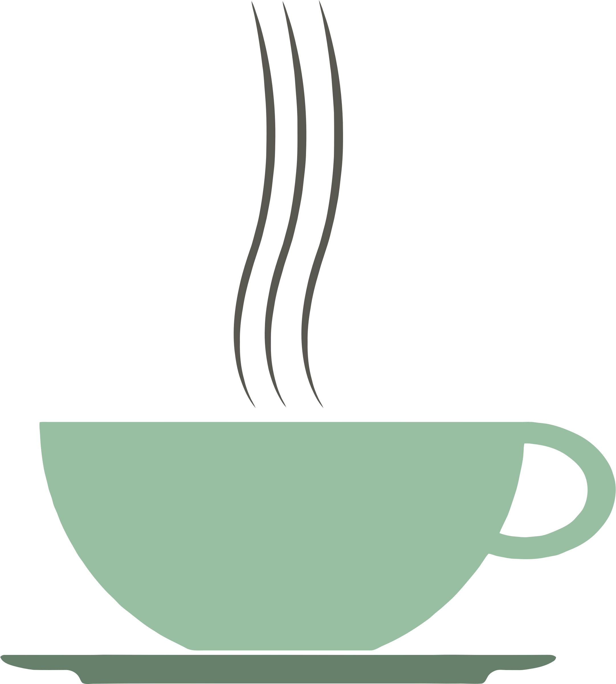 Download Steam Clipart Coffee Mug Coffee Cup Clip Art Vector Png Image With No Background Pngkey Com