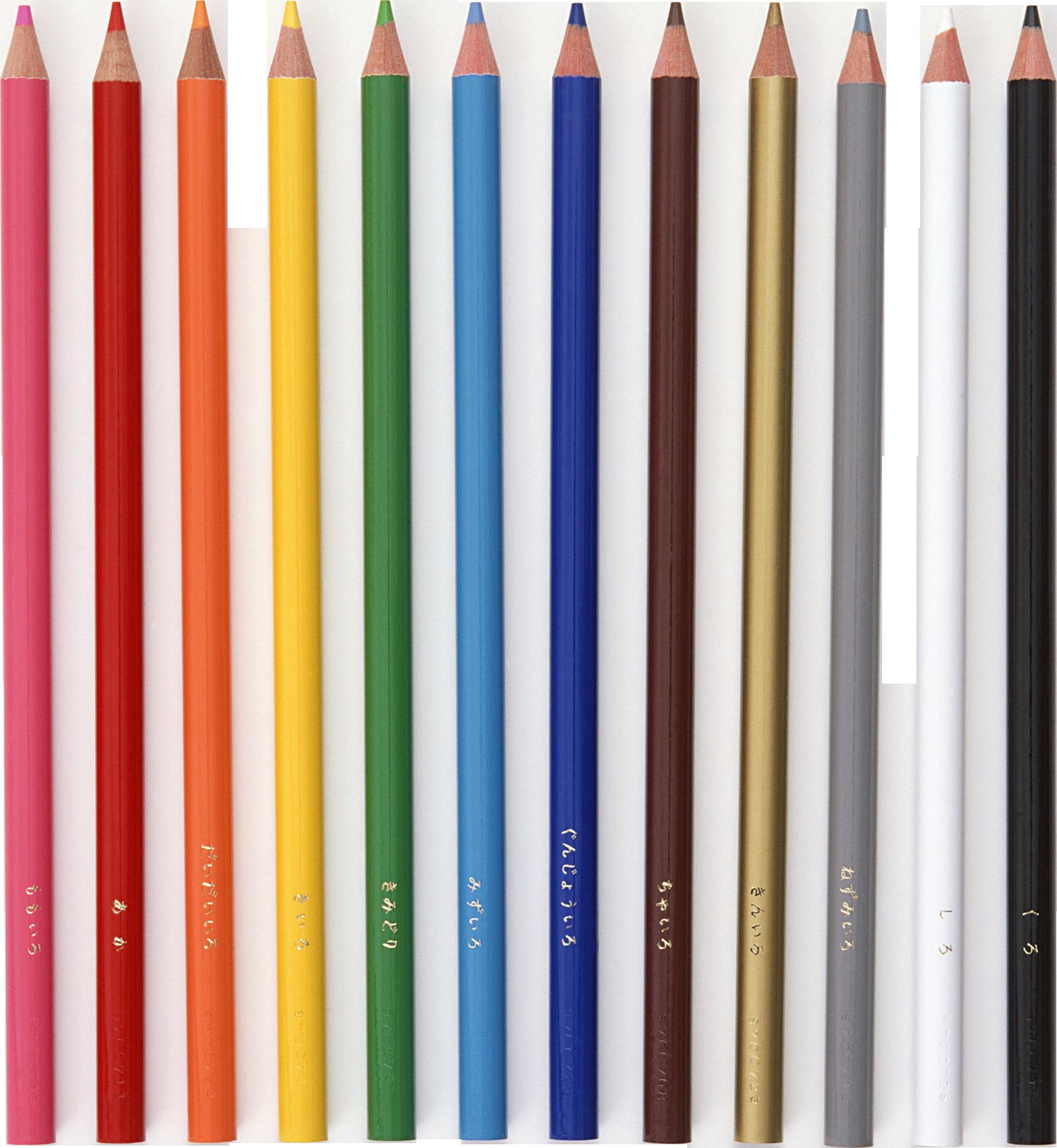 Color Pen Png (1698x1844), Png Download