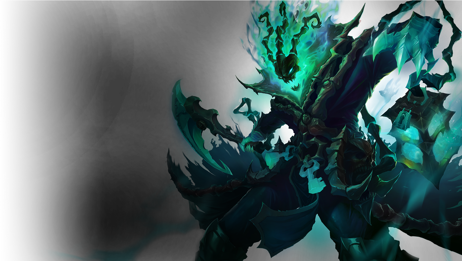 Download League Of Legends Wallpapers Thresh Png Image With No