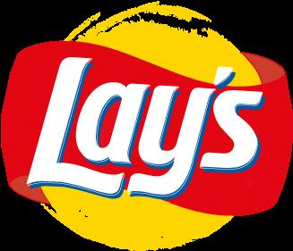 Doritos Logo Vector - Lays Potato Chips, Sour Cream & Onion - 7.50 Oz (400x400), Png Download