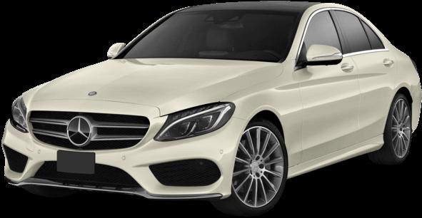 C-class Sedan - Mercedes Benz (640x480), Png Download
