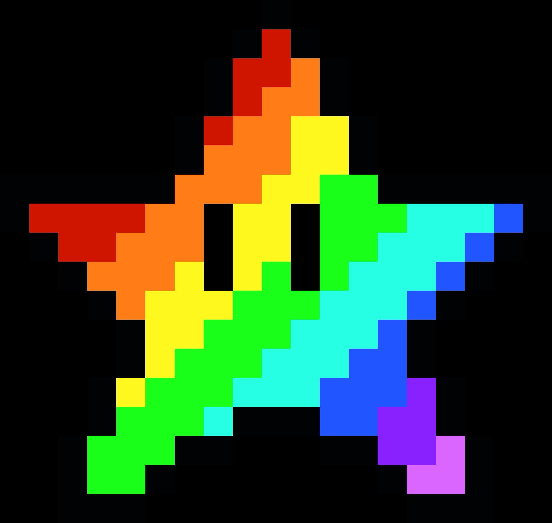 Download Mario Star Transparent Image - Mario Bros Pixel ...