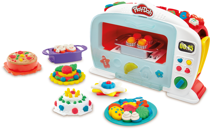 Download What Brands Can Learn From Hasbro S Attempt To Trademark Play Doh Kitchen Creations Magical Oven Png Image With No Background Pngkey Com