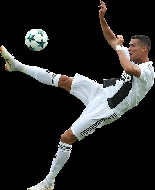 Cristiano Ronaldo Juventus 2019 Png
