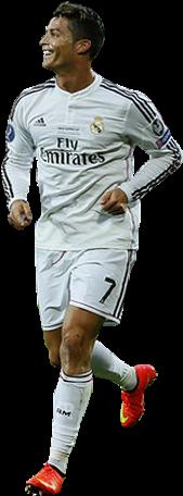 Ronaldo Png Render De Cristiano Ronaldo - Cristiano Ronaldo Corriendo Png (452x474), Png Download