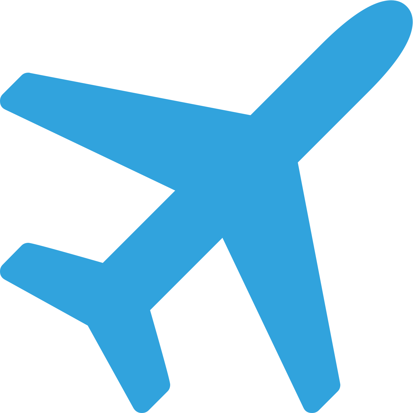 Download Icon Airplane Icon Blue Png Png Image With No Background Pngkey Com