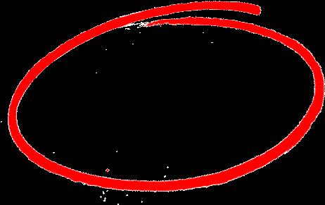 Red Circle Png - Red Pen Circle Png (510x510), Png Download
