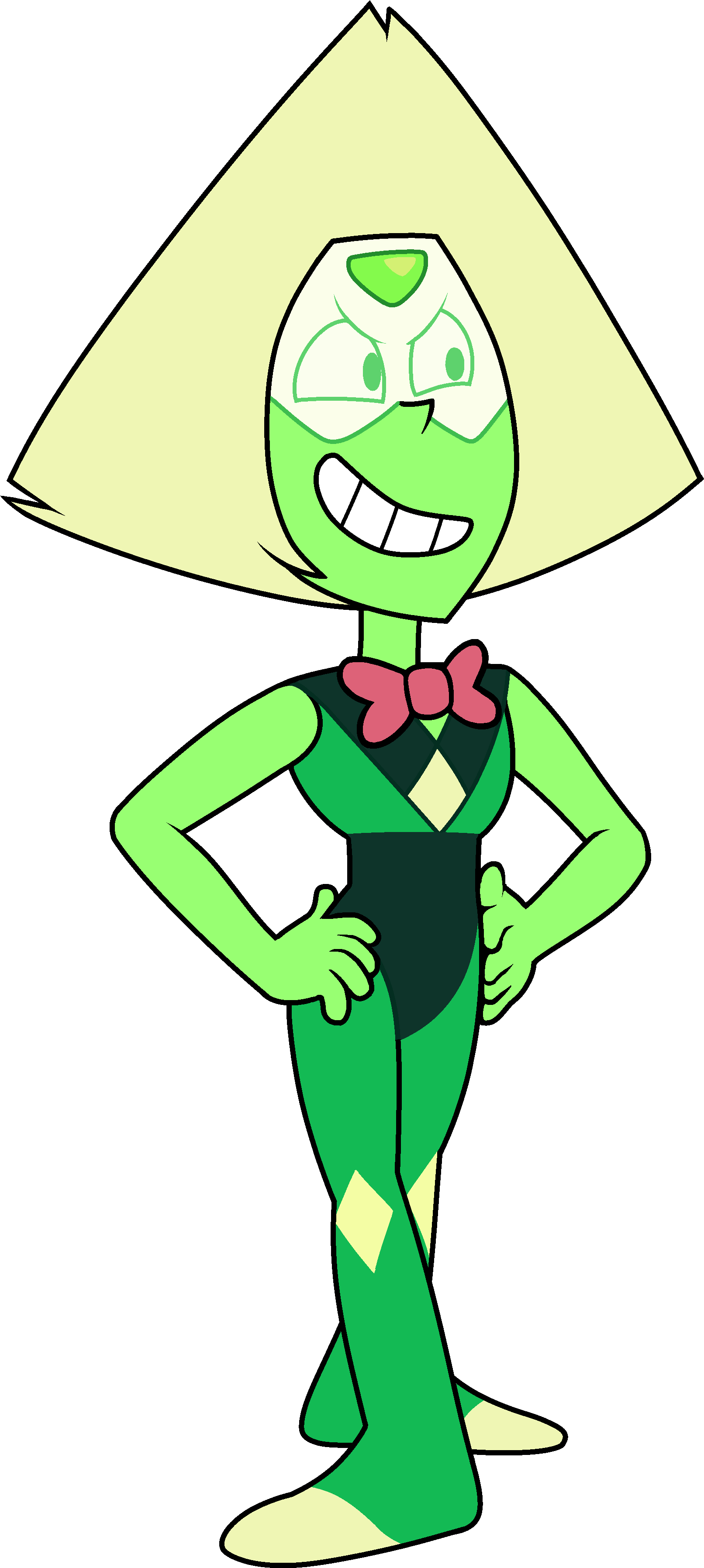 Peridot From Steven Universe Png Image
