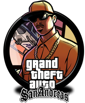 Download Semjases Gta Logo - Android Gta Sa Car Mod PNG