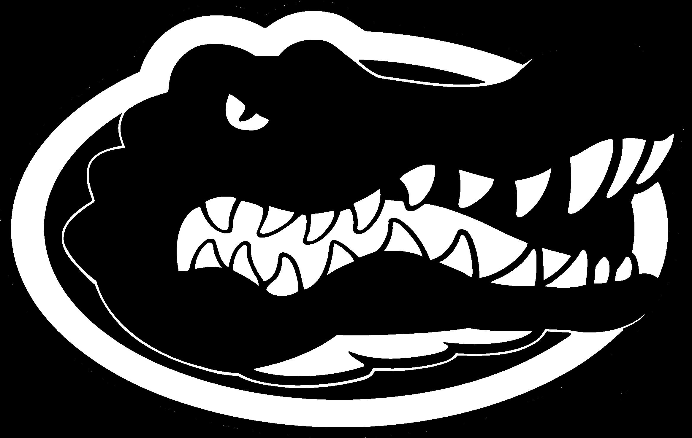 Florida Gators Logo Svg Vector & Png Transparent - Land O ...
