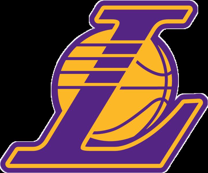Download Los Angeles Lakers Alternative Logo - Lakers L ...