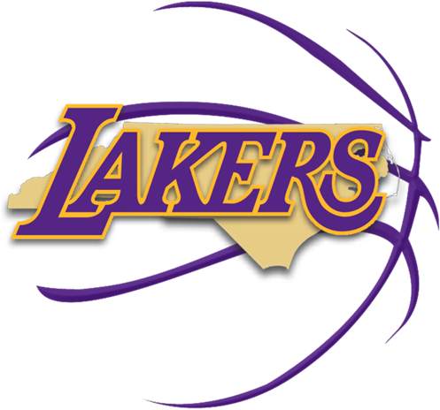 Download Nc Lakers Lakers Logo 2018 Png Image With No Background Pngkey Com