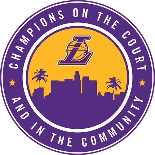 Download The Los Angeles Lakers Donate Thousands Of Tickets Los Angeles Lakers Logo 2018 Png Image With No Background Pngkey Com