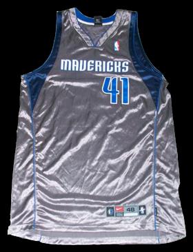size 40 9253b f981a dallas mavericks grey jersey