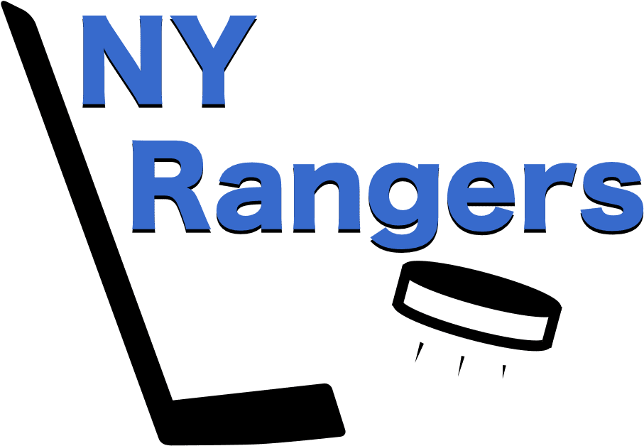 The New York Rangers Ice Hockey In New York - New York City (982x737), Png Download