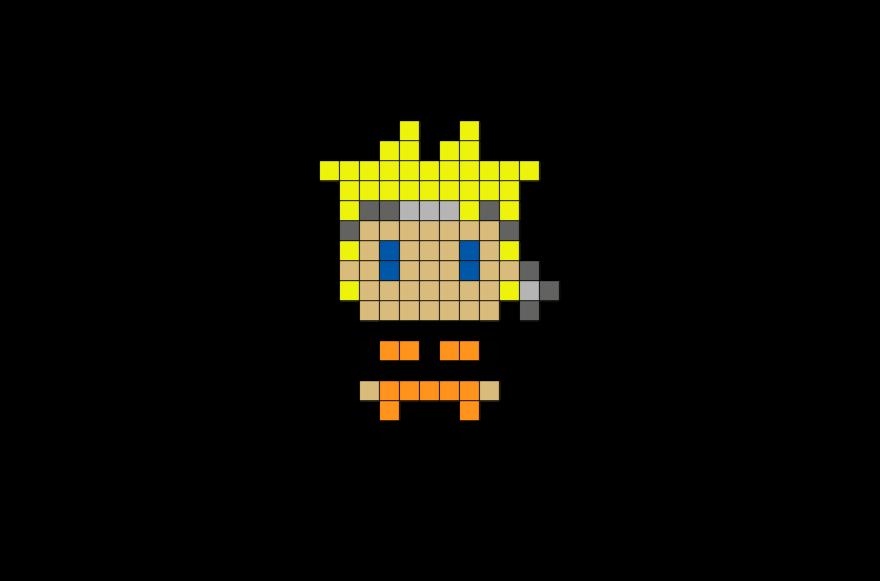 Download Pixel Art Facile Emoji Png Image With No Background