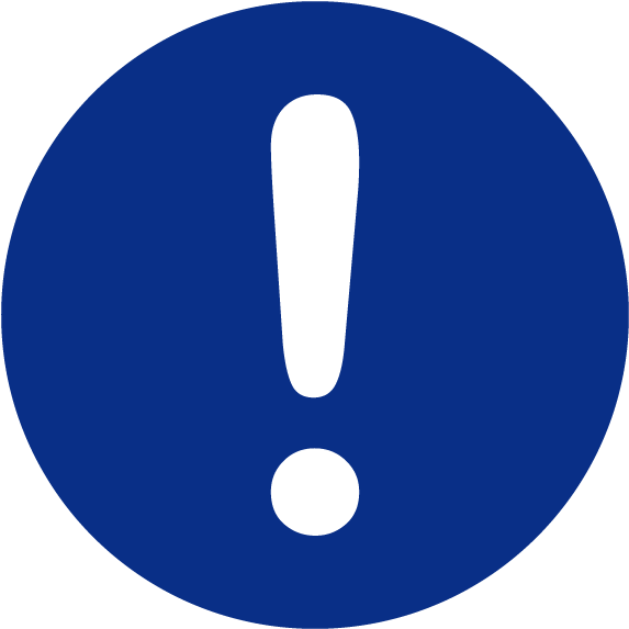 Events - Circle Exclamation Point Icon (600x600), Png Download