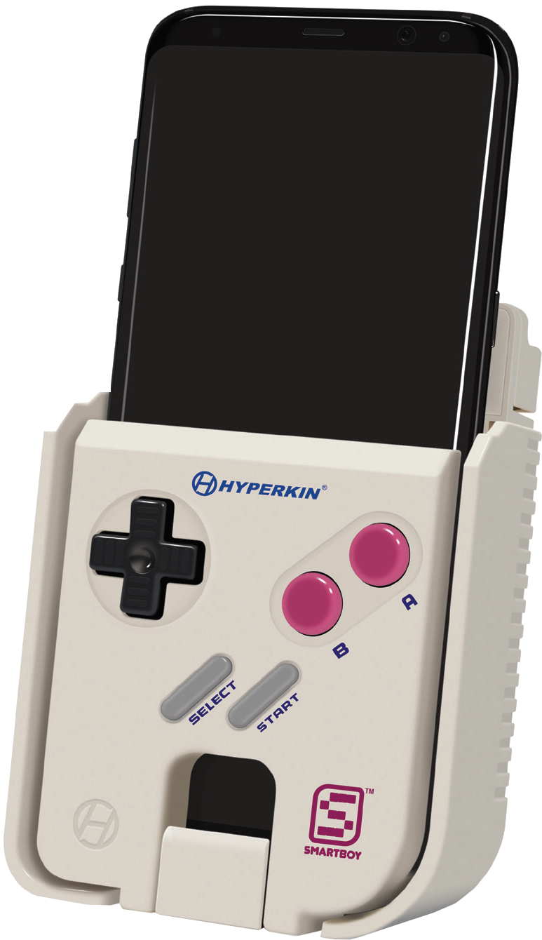 The Hyperkin Smart Boy Turns Your Phone Into A Game - Game Boy Classic Edition (1074x1632), Png Download