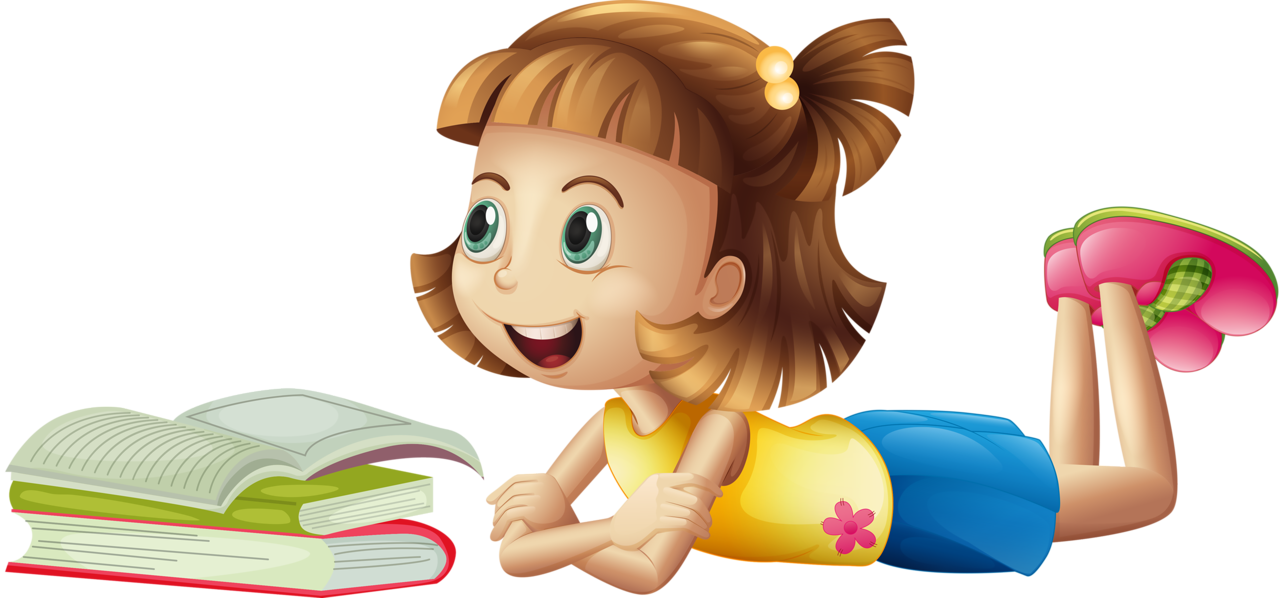 Картинки чтение книги дети на прозрачном фоне