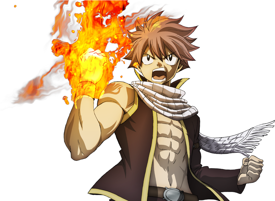 Download Natsu Png - Fairy Tail - Original Sound Collection Vol 2