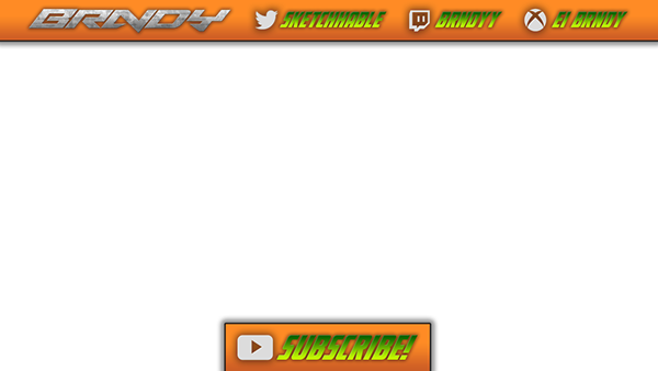 Youtube Video Overlay Png Clipart - Overlay For Youtube Videos (600x338), Png Download
