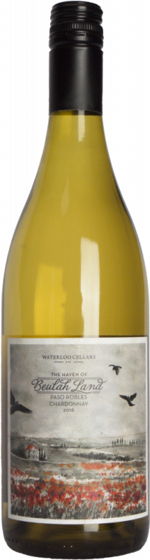 2016 Chardonnay - The Haven - Jameson Crested Blended Whiskey (800x800), Png Download