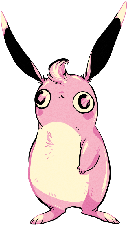 Download Art Pokemon Jigglypuff Wigglytuff Jesterdex Wigglytuff