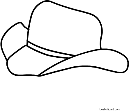 Download Black And White Cowboy Hat Clipart Free Cowboy Hat Png Image With No Background Pngkey Com The pnghost database contains over 22 million free to download transparent png images. cowboy hat png image with no background